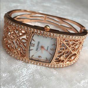 Jewelry - Waltham cuff watch